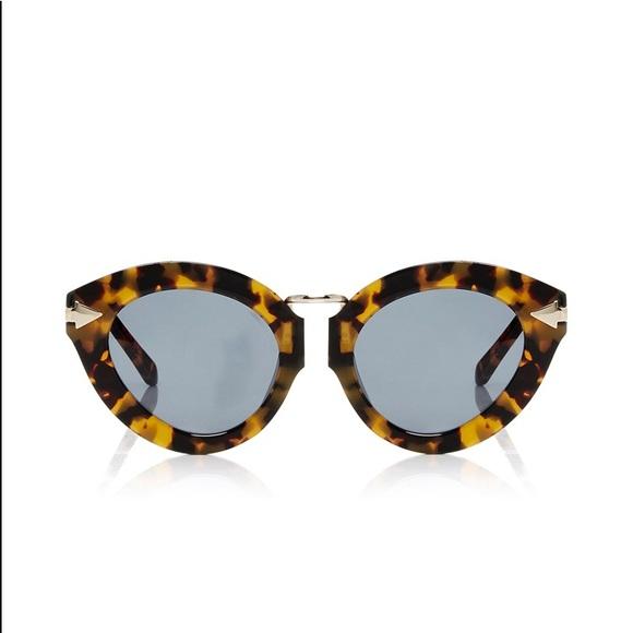 148aaf353827 Karen Walker Lunar Flowerpatch Sunglasses